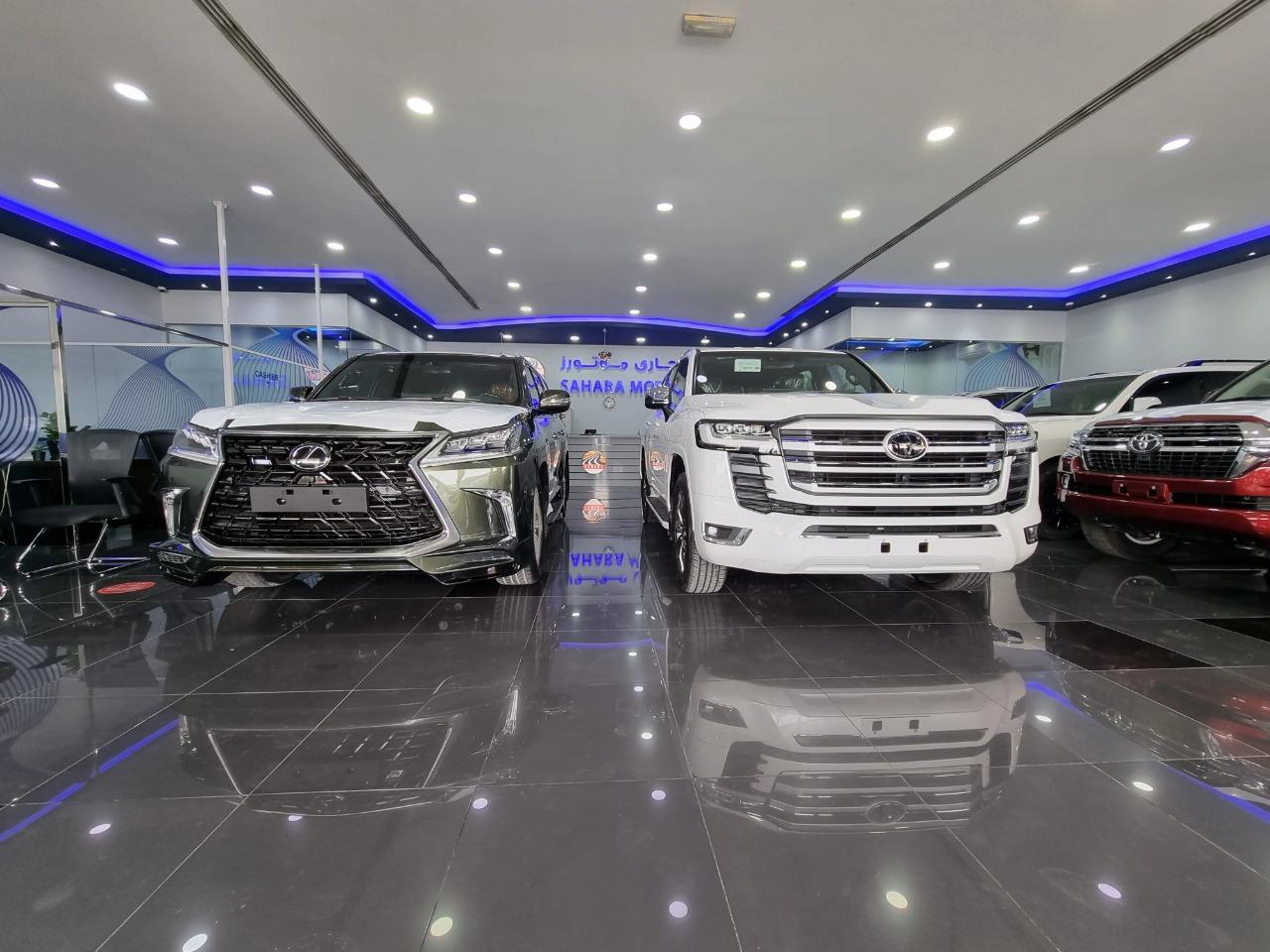 sahara motors showroom 2