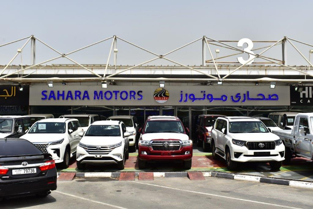 sahara motors showroom 4