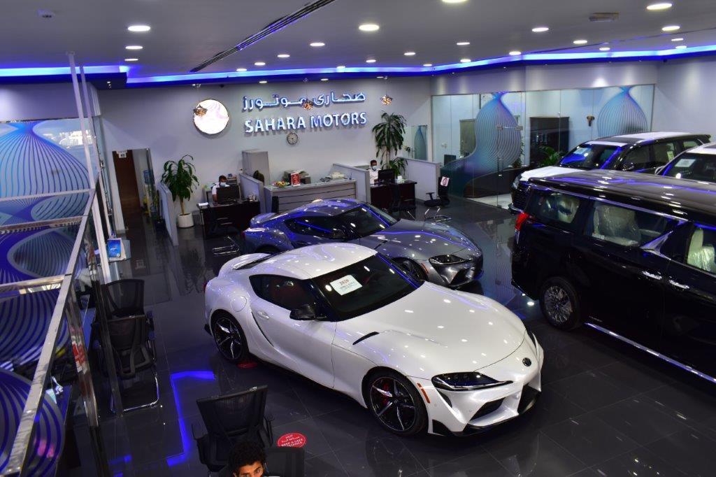 sahara motors showroom 7