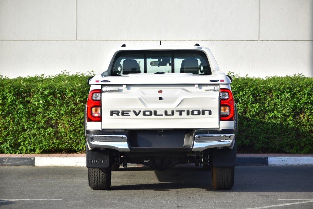 Hilux Revo automatic Rear 2.8l image